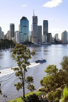 Brisbane, Australia   - Explore the World with Travel Nerd Nici, one Country at a Time. http://TravelNerdNici.com