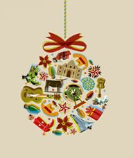 all things texas for the holidays - Texas Christmas Cards