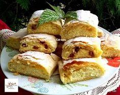 Sodrófás rétes, nem is gondoltam, hogy ez ilyen káprázatos Vegan Cake, Food Inspiration, Nutella, French Toast, Sweets, Bread, Cookies, Breakfast, Recipes