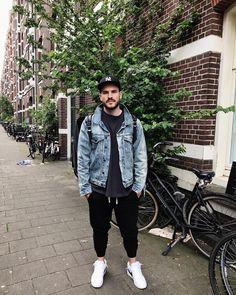 """1,401 mentions J'aime, 34 commentaires - STEFΛN. (@stefgram17) sur Instagram : """"... Amsterdam."""""""