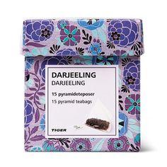 Chá Darjeeling