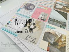 Stampin Up UK Project Life 2014 - see more at www.stampinbyhannah.couk