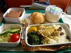 All Airlines serves Food