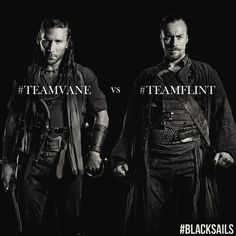 #BlackSails #TeamVane