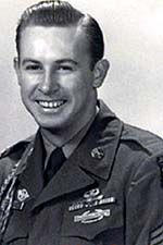 1st Sgt Layton Black Jr, 502nd PIR Company C, 1st Battalion
