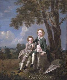 Fitzwilliam Museum - Francis Hayman | The Masters Martin Atkin c. 1740-1742