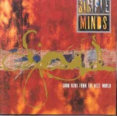 Club Clean Simple Minds - Good News from the Next World