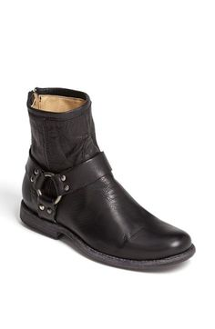 Frye 'Phillip' Harness Boot available at #Nordstrom