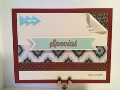Jackson Special Delivery Card