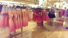 Prom 2014 At The Outlet Collection Jersey Gardens