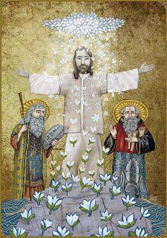 La+vida+de+Jesús+,Nerina+Canzi:+LA+TRANSFIGURACIÓN
