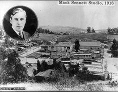 Mack Sennett Studios 1916