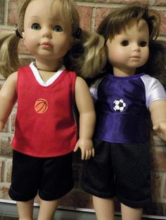 This was a special order to match the girls basketball uniform and soccer uniform.