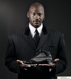 "Even at age 50, Michael Jordan has been influencing the sneaker industry. His brand off Nike ""Air Jordan"" will forever continue and be successful even as his age grows."