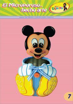 Miss Dorita: Dulcero Mickey