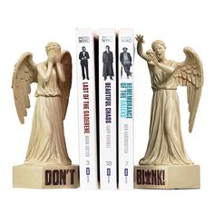 Doctor Who Bookends Additional Image