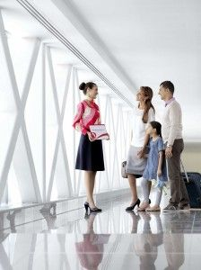 Our representative will Meet the client on Arrival inside the Airport and help with fast track immigration and porterage service. Passengers will be escorted to Car hire/transfer counter. There will be a one- time hotel representation with 24 hrs emergency assistance. Guests will receive a welcome kit with Dubai map, city guide and a set of postcards. In addition to it guests will also receive a shopping discount card valid at all leading retail outlets and malls in Dubai.