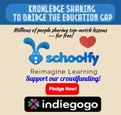 Schoolfy - a new site for creating and sharing lesson plans and more