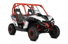 New 2016 Can-Am Maverick X xc 1000R ATVs For Sale in North Carolina. 2016 CAN-AM , Honda, Sea-Doo & Can-Am of Winston-Salem In Stock 2016 Can-Am Maverick X xc 1000R - White New White Excellent Clean 7CGA Engine Type 101 hp, Rotax, V-twin Displacement 976 cc Cooling Liquid Fuel System Intelligent Throttle Control (iTC) with Electronic Fuel Injection (EFI) Front Suspension Double A-arm Front Brakes Dual 214 mm ventilated disc brakes with hydraulic twin-piston calipers Front Tire Maxxis Bighorn…