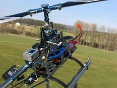 Scale Model RC Helicopters