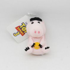Disney Toy Story 3 Hamm 8cm doll strap (Imported from Japan)