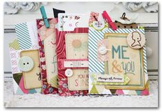 Emma's Paperie: Focus on Wood project by Melissa Phillips