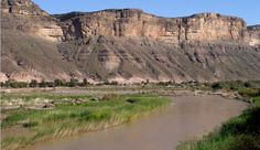 Orange River - South Africa
