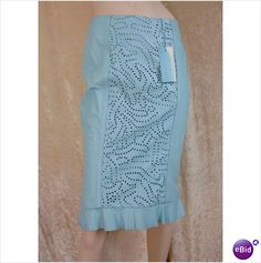 Designer Karen Millen Real Leather Pencil Skirt Size 10 New Tag on eBid United Kingdom  http://trina-karen-mille-designer-clothes-and-accessories.ebid.net