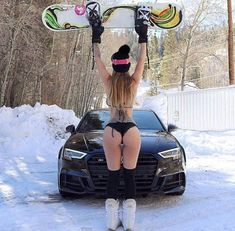Cars & Girls - Page : 1251 - Photos - Voitures de sport - FORUM Collections Car Show Girls, Car Girls, Girl Car, Sexy Cars, Hot Cars, Peugeot 406, Citroën C4, Bmw 318, Snowboard Girl