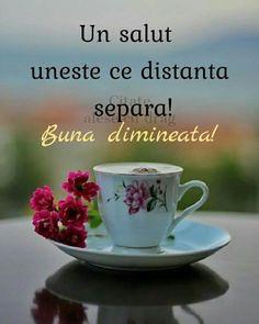 Good Morning, Tea Cups, Mugs, Tableware, Motto, Photo Illustration, Buen Dia, Dinnerware, Bonjour