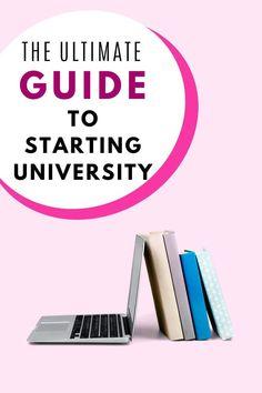 university freshman tips