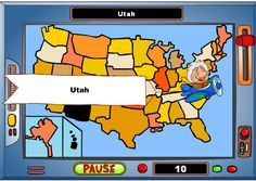 Technology Rocks Seriously Us States And Capitals Games Need Some States And