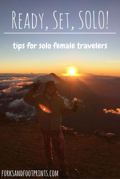 Traveling solo as a female has a slew of challenges but it is also one of the…