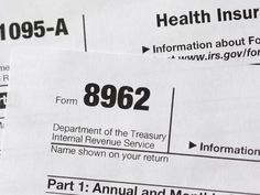 Tax refunds may get hit due to #health #law credits.