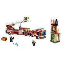 LEGO CITY FIRE ENGINE 60112