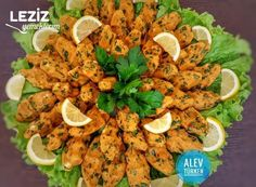 Mercimek Köftesi Tarifi Turkish Recipes, Ethnic Recipes, Tandoori Chicken, Tea Time, Pasta, Food, Essen, Meals, Yemek