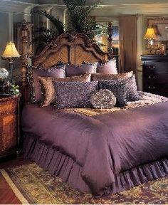1000+ ideas about Purple Bedspread on Pinterest   Bedspreads ...