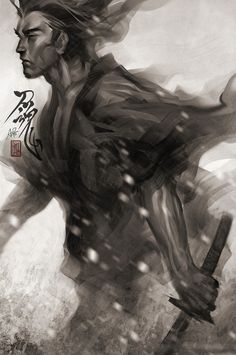 Stunning Illustrations by Stanley Lau aka Artgerm | Abduzeedo | Graphic Design Inspiration and Photoshop Tutorials