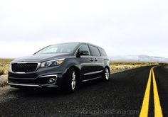 Why The 2016 Kia Sedona Is Perfect Road Trip Minivan