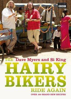 The Hairy Bikers Ride Again: Over 100 Brand-New Recipes Gobi Recipes, Lamb Recipes, New Recipes, Veggie Recipes, Tapas Dinner, Hairy Bikers, Beef Empanadas, Bistro Food, Aloo Gobi