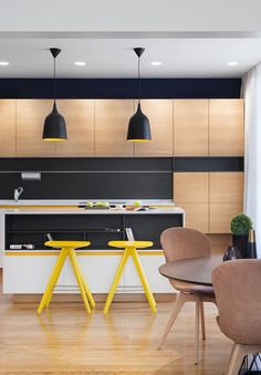 #Apartment In Lozenetz - Picture gallery #architecture #interiordesign #kitchen