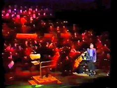Karin Glenmark saves Chess Concert 1984 - YouTube