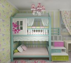 Girls Bedroom Ideas 8 Year Old Small . Girls Bedroom Ideas 8 Year Old Cool Bunk Beds, Kids Bunk Beds, Bunk Beds For Girls Room, Kids Bedroom Ideas For Girls, Kids Girls, Twin Girls, Boys, Baby Girls, Warm Bedroom