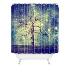 Belle13 As Old As Time Shower Curtain | DENY Designs Home Accessories