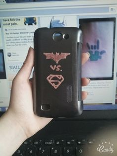 Batman vs. Superman_ Phone case