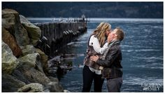 Squamish Engagement Photography Session with Bryan and Shannon