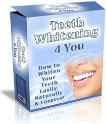 Your Home-Based, All-Natural Teeth Whitening Solution! #homemadeteethwhitening #whitenteeth #teethwhitening