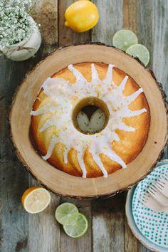 Fofinho. Fácil de fazer. Azedinho. Esse é o bolo de limão mais gostoso que você vai experimentar. Fica leve…