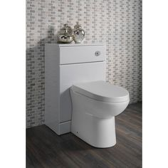 Milo Back To Wall Toilet inc Seat & Unit