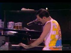 Bohemian Rhapsody (Live at Wembley 11-07-1986) Written by Freddie Mercury